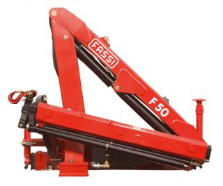 Jib crane specification
