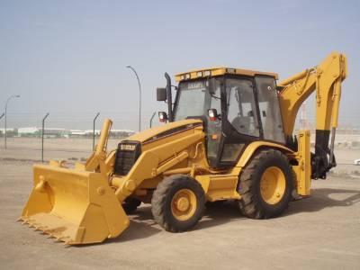 caterpillar 428 c 1996 2001 specifications manuals technical data rh mascus co uk Manual Forklift New Holland Manuals
