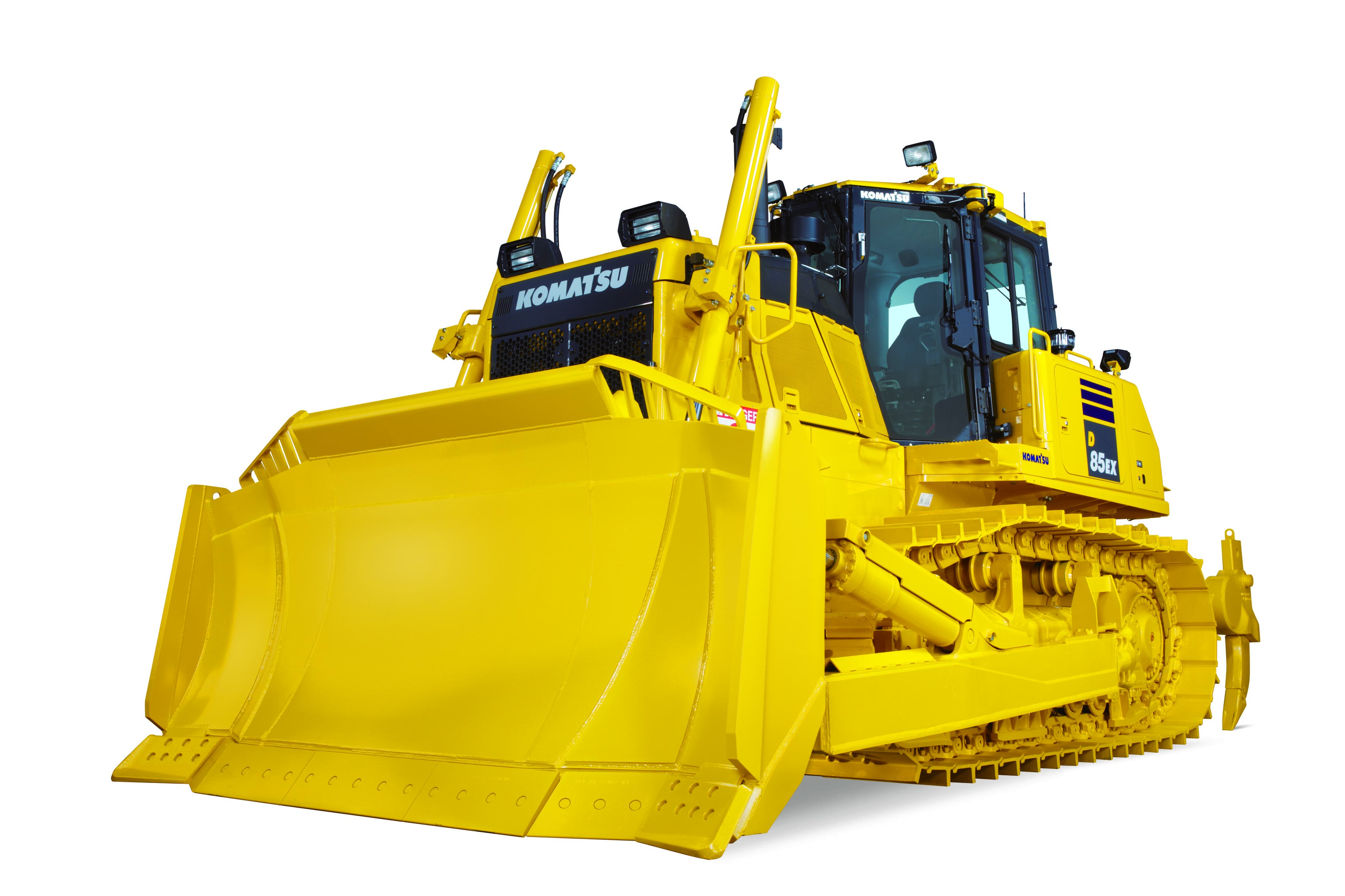 Komatsu Bulldozers Specifications Manuals Technical Data On D31p Wiring Diagram D 85 Ex I 18 1165371