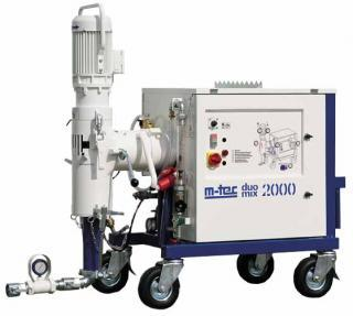 M-Tec Mortar Mixing Pumps - sp...
