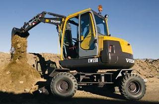volvo mini excavators specifications manuals technical data on rh mascus co uk Volvo Excavators Volvo Excavators